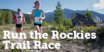 Run the Rockies Trail Running Race
